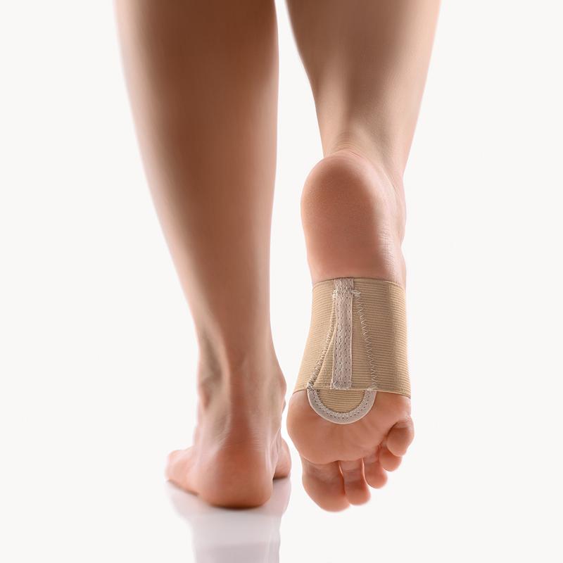 cu un picior elastic de bandaj în varicoză)