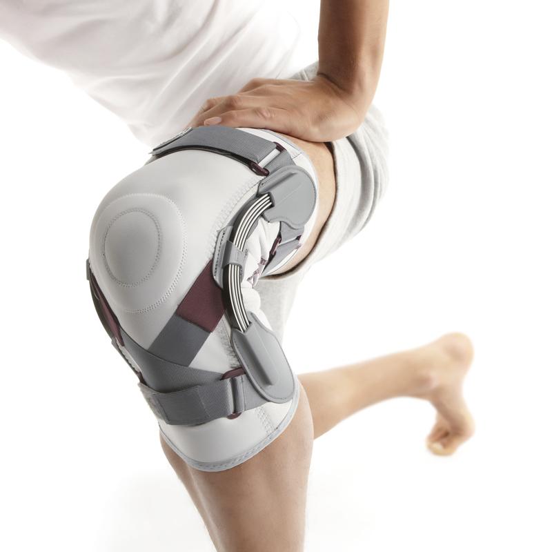 bandă kinesio pentru articulația genunchiului pentru artroză